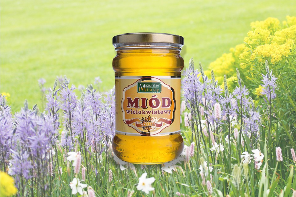 Multiflorous Honey