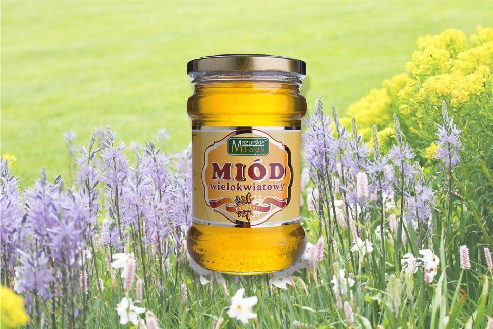 Multiflorous Honey