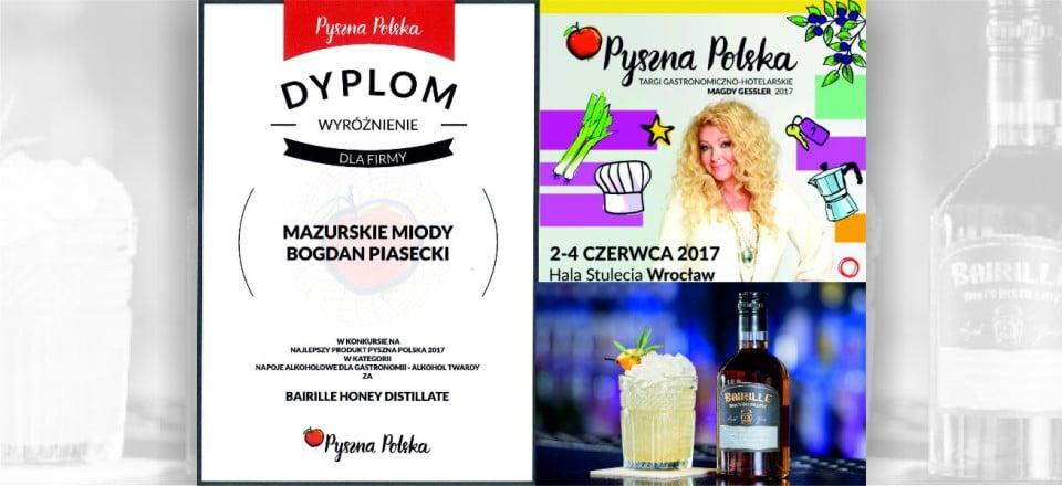 Targi Pyszna Polska 2-4.06 Wrocław
