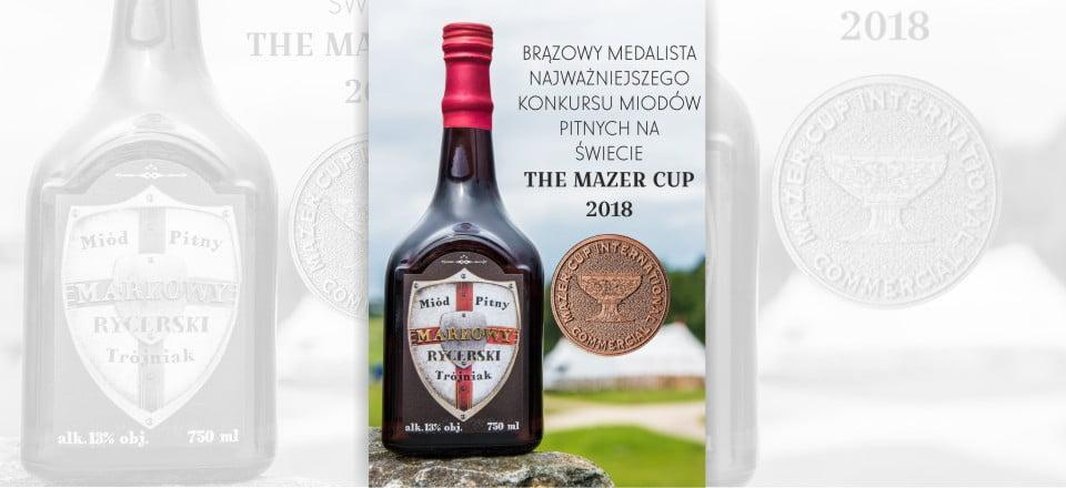 Brązowy medalista The Mazer Cup 2018